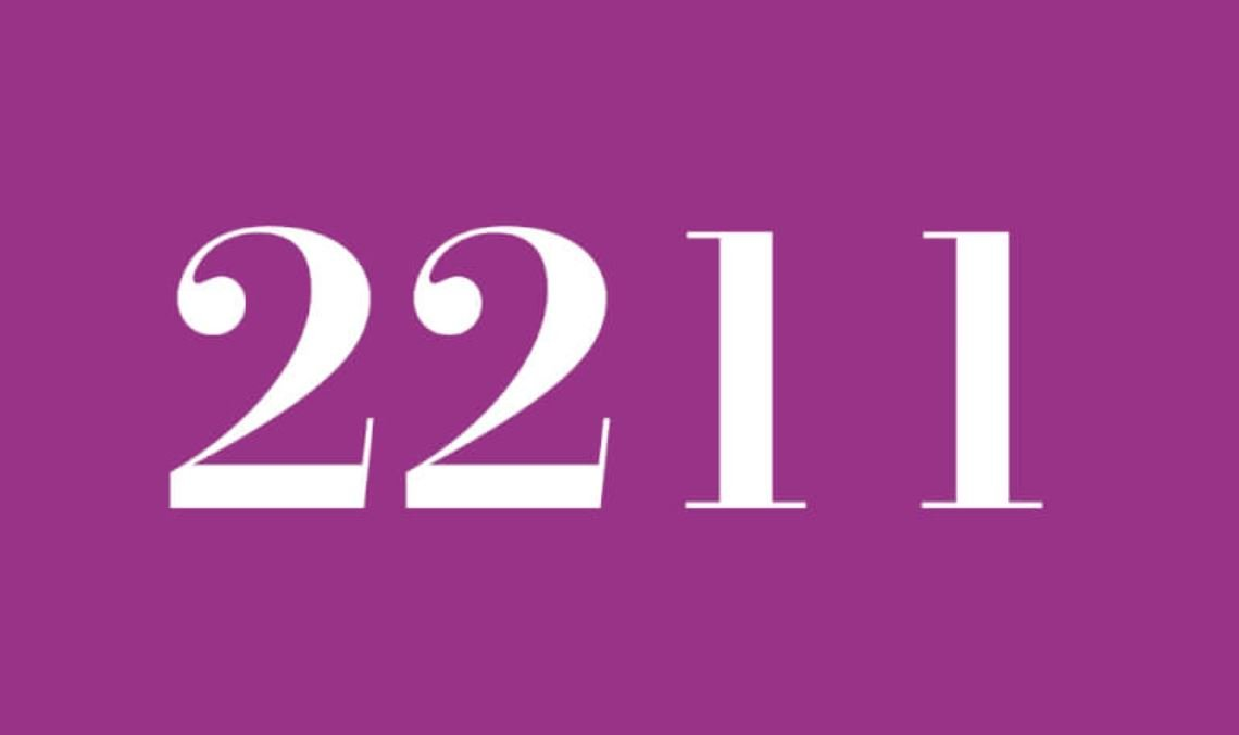 Numerologi 2211