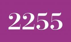 Numerologi 2255: Betydelse och Symboler