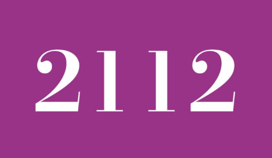 Numerologi 2112