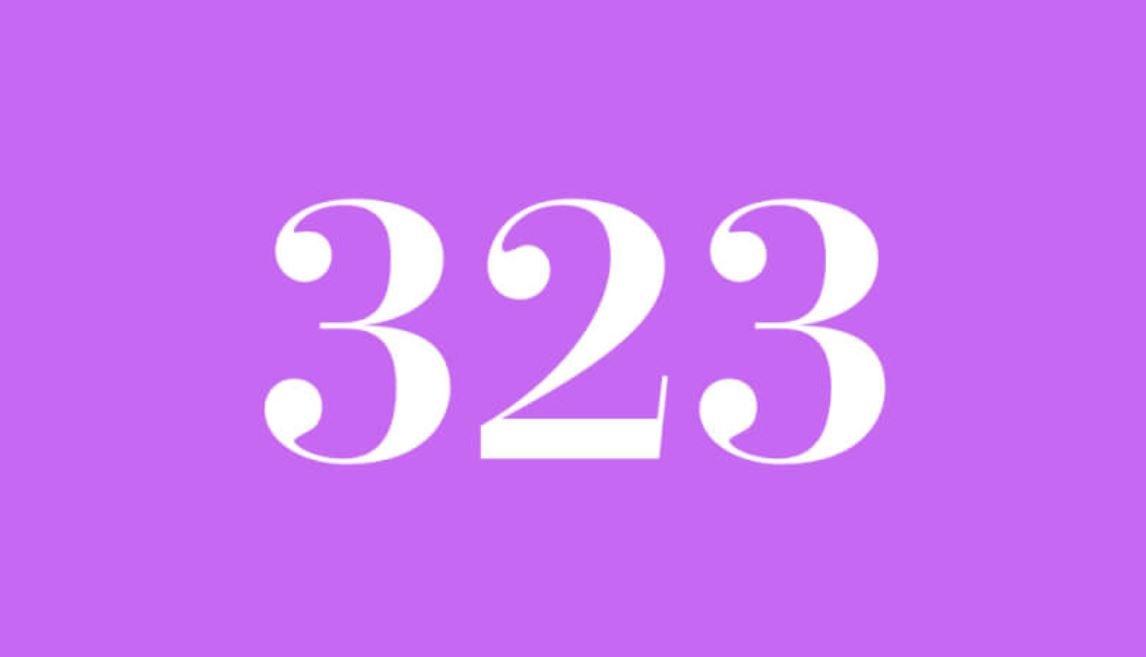 Numerologi 323