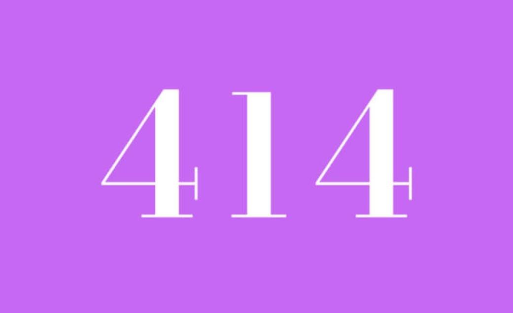 Numerologi 414