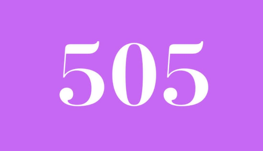 Numerologi 505