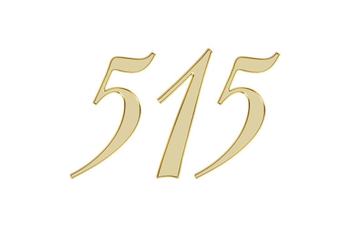 Numerologi 515