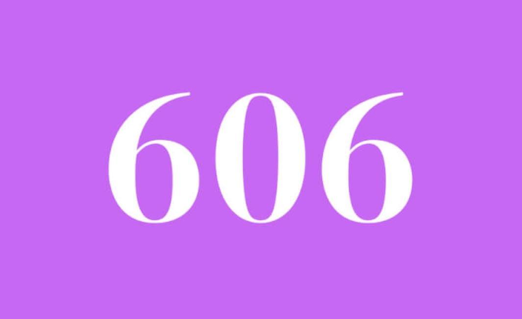 Numerologi 606