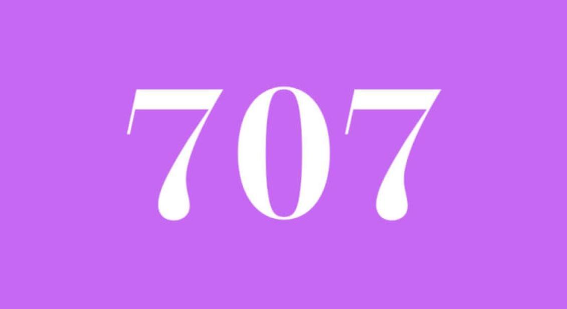 Numerologi 707