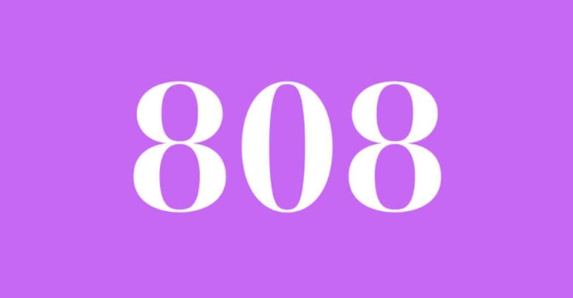 Numerologi 808