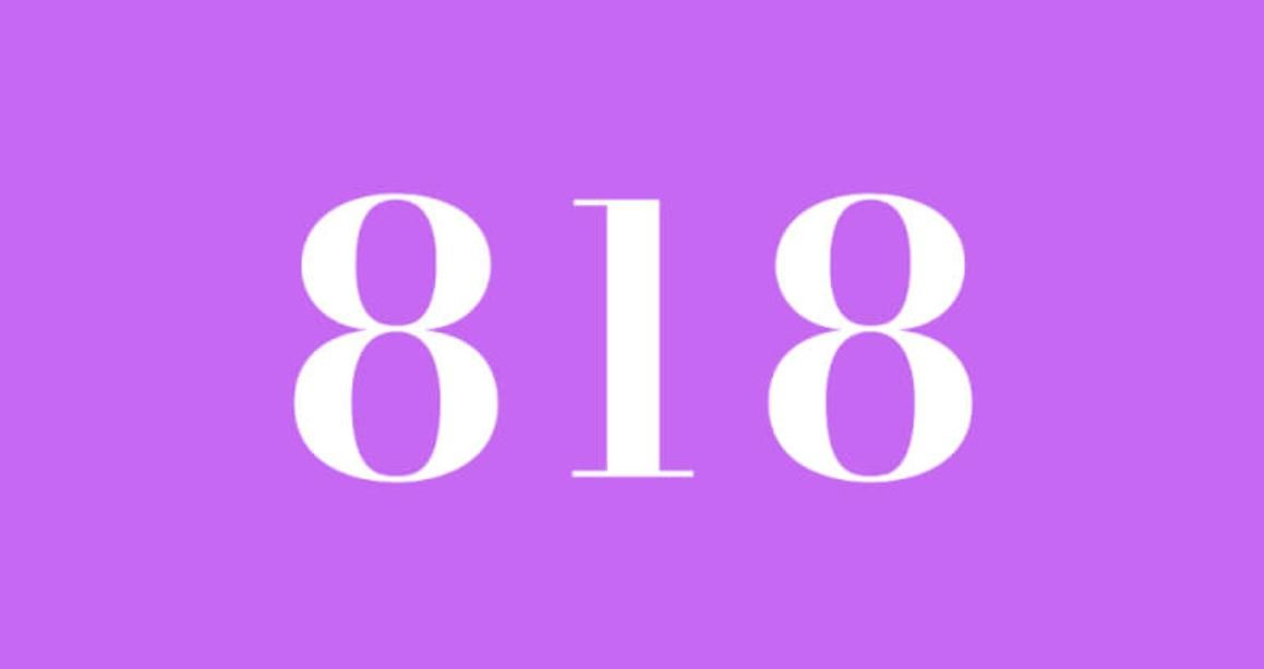 Numerologi 818