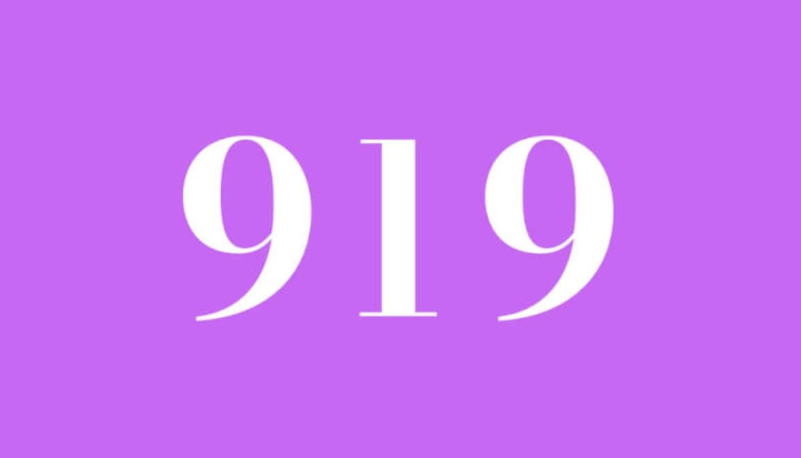 Numerologi 919