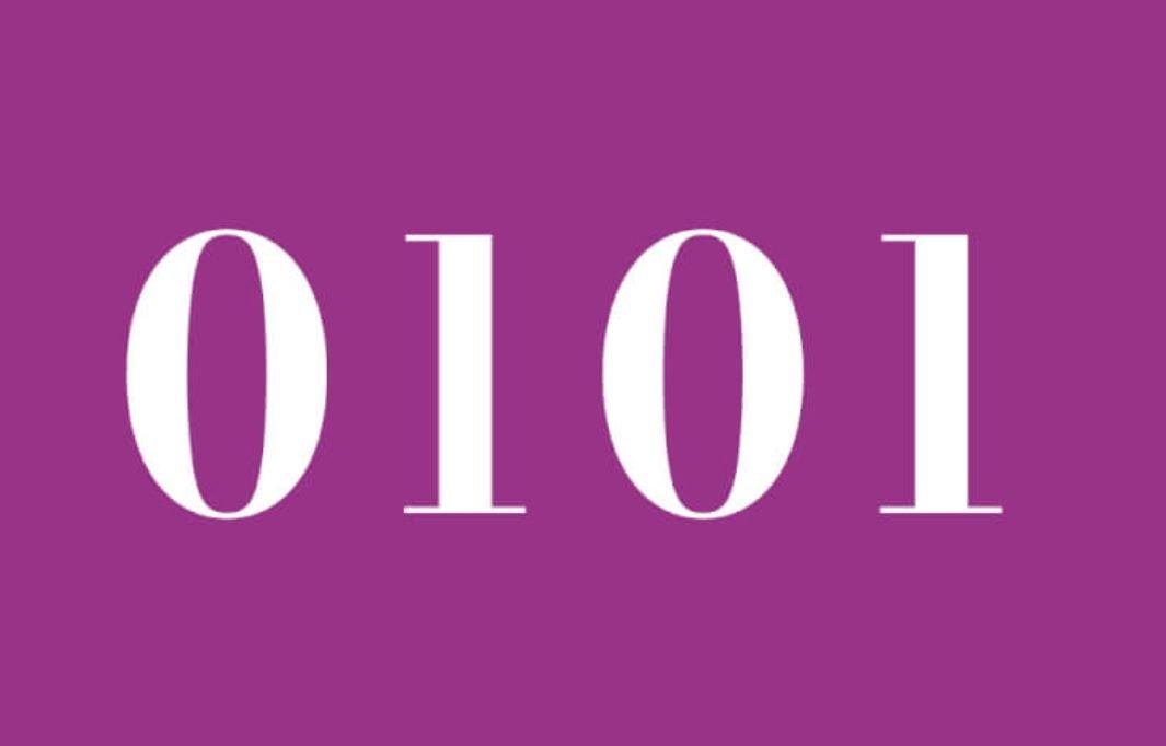 Numerologi 0101