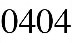 Numerologi 0404: Betydelse och Symboler