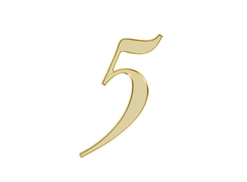 Änglanummer 5