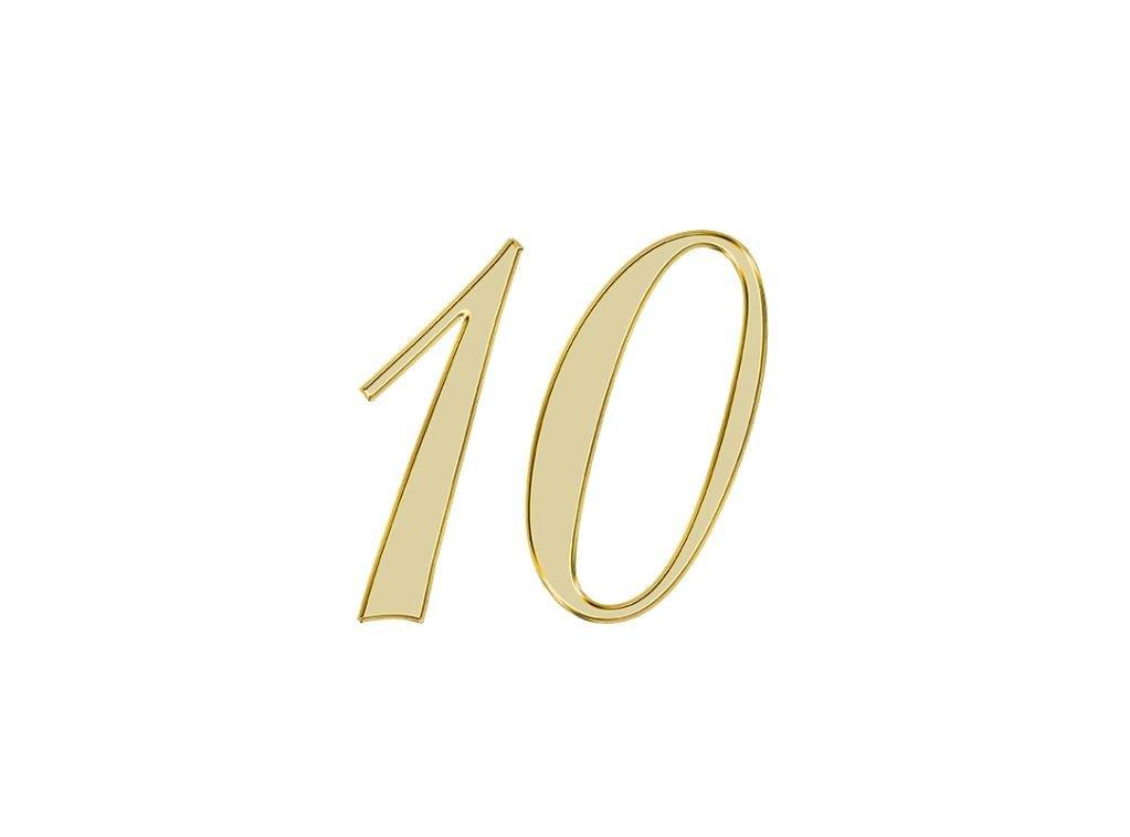 Änglanummer 10