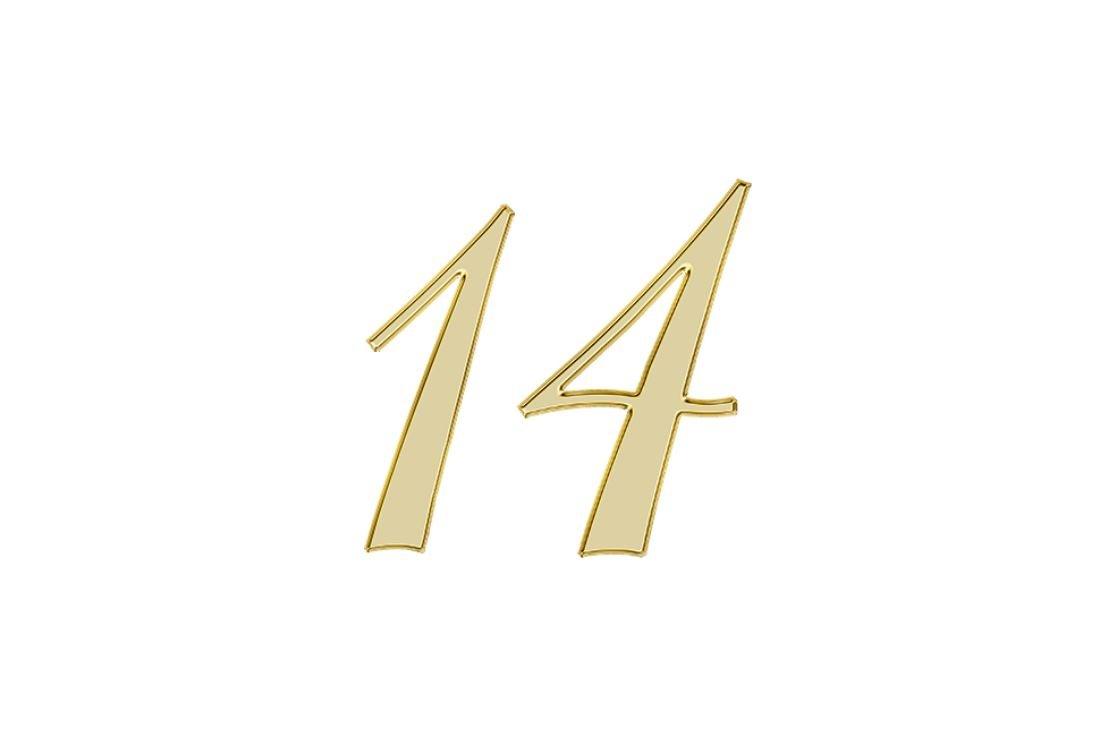 Änglanummer 14