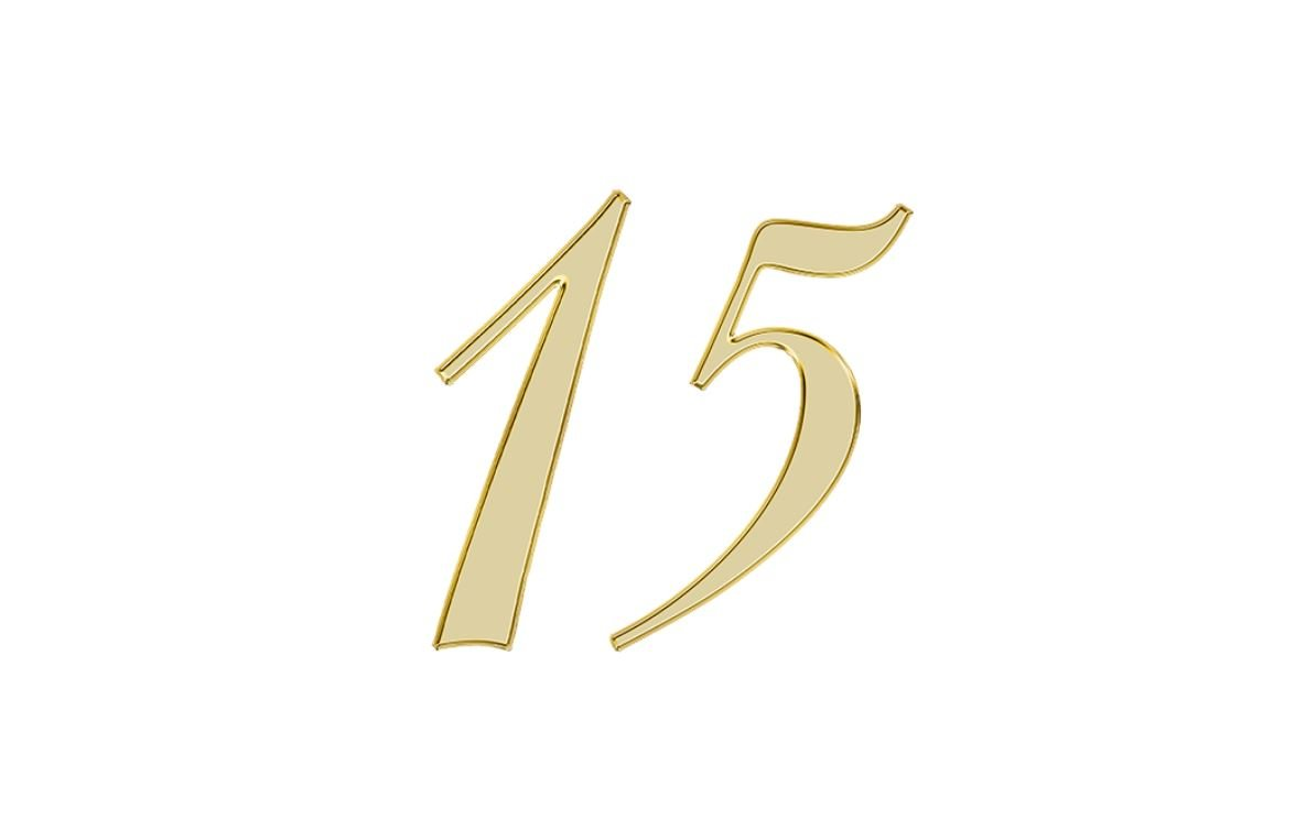 Änglanummer 15
