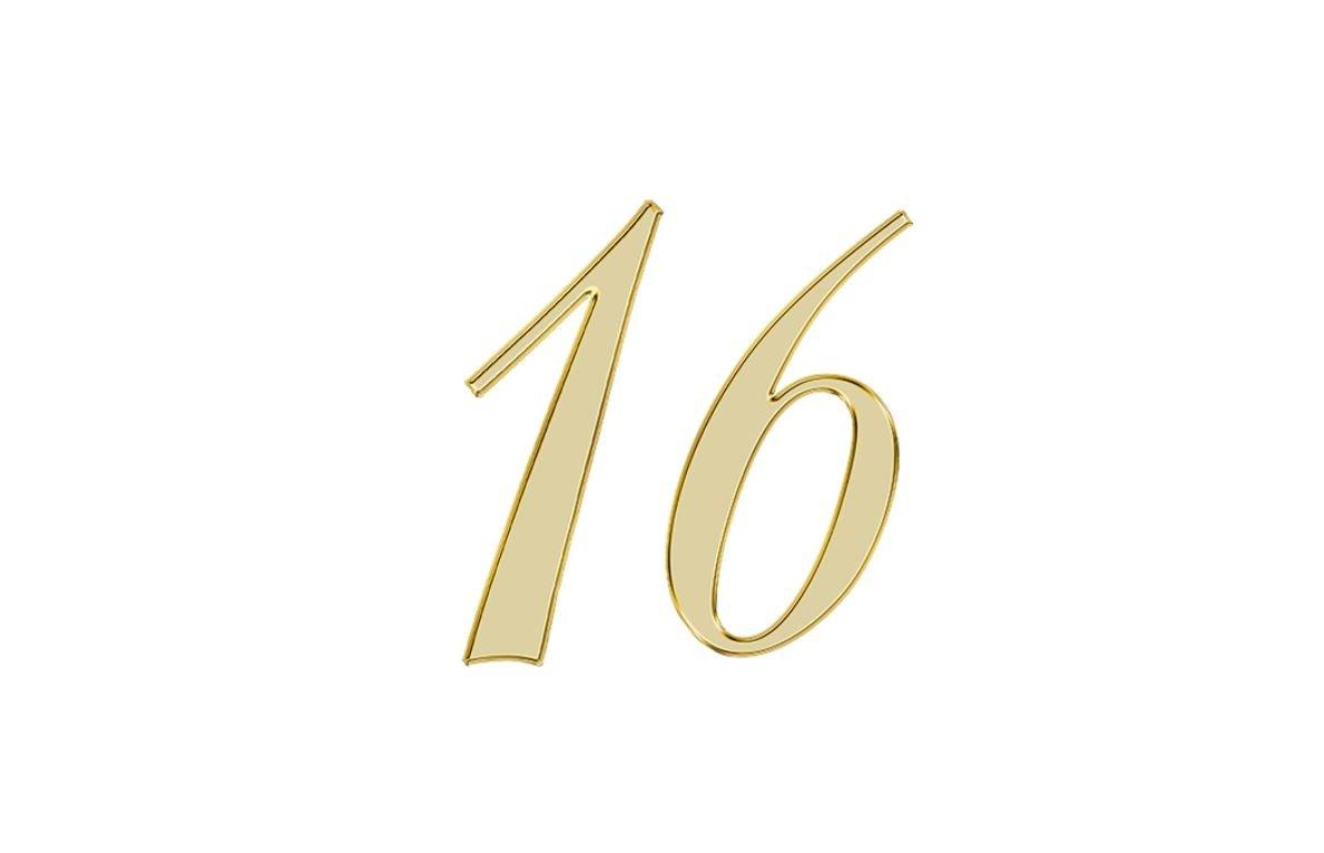 Änglanummer 16