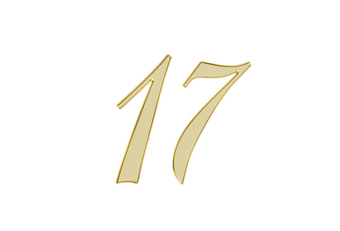 Änglanummer 17