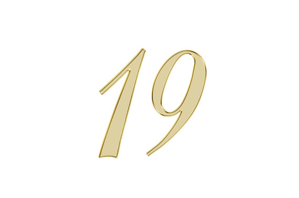 Änglanummer 19