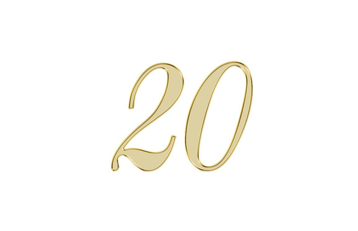 Änglanummer 20