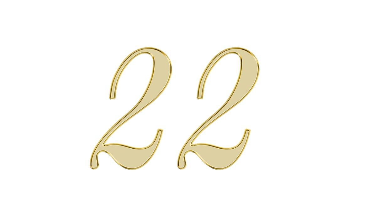 Änglanummer 22