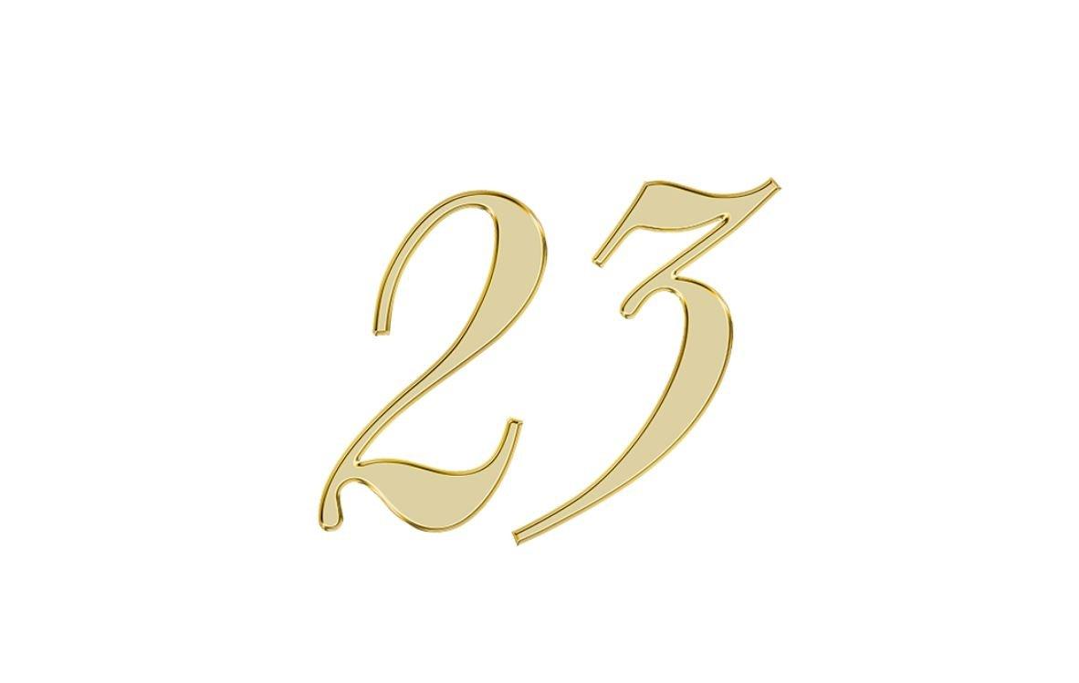 Änglanummer 23