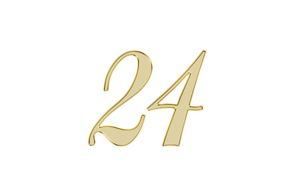 Änglanummer 24