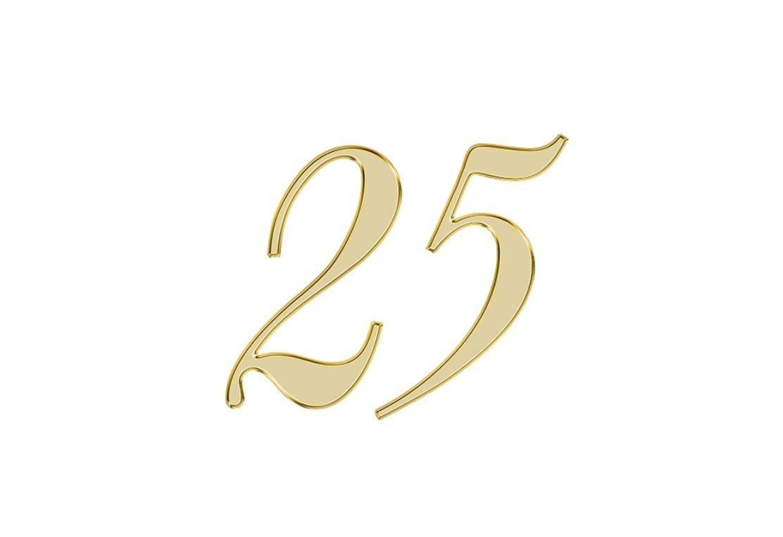 Änglanummer 25