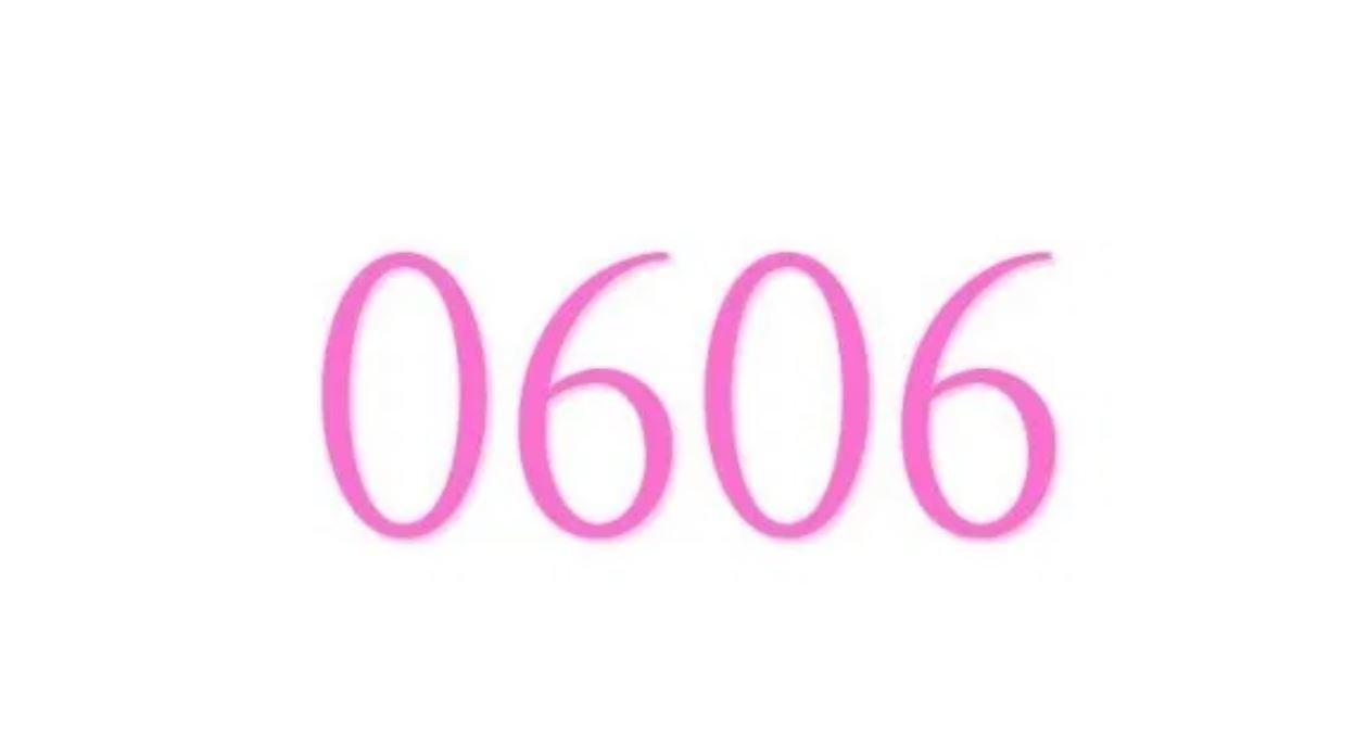 Numerologi 0606