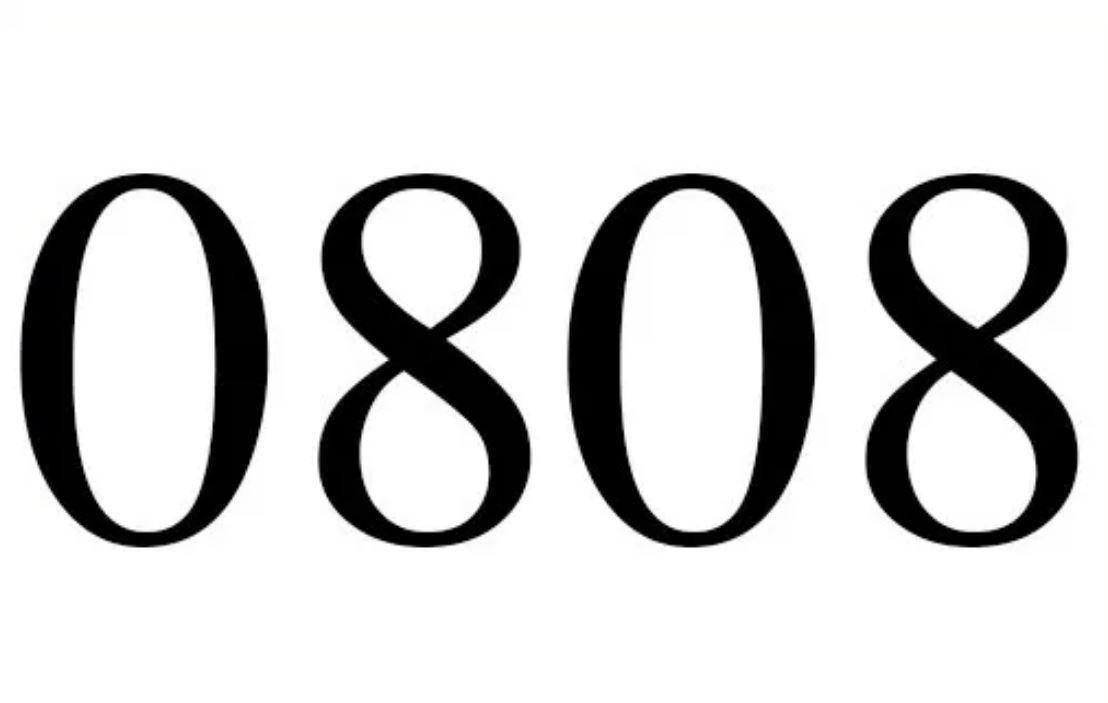 Numerologi 0808