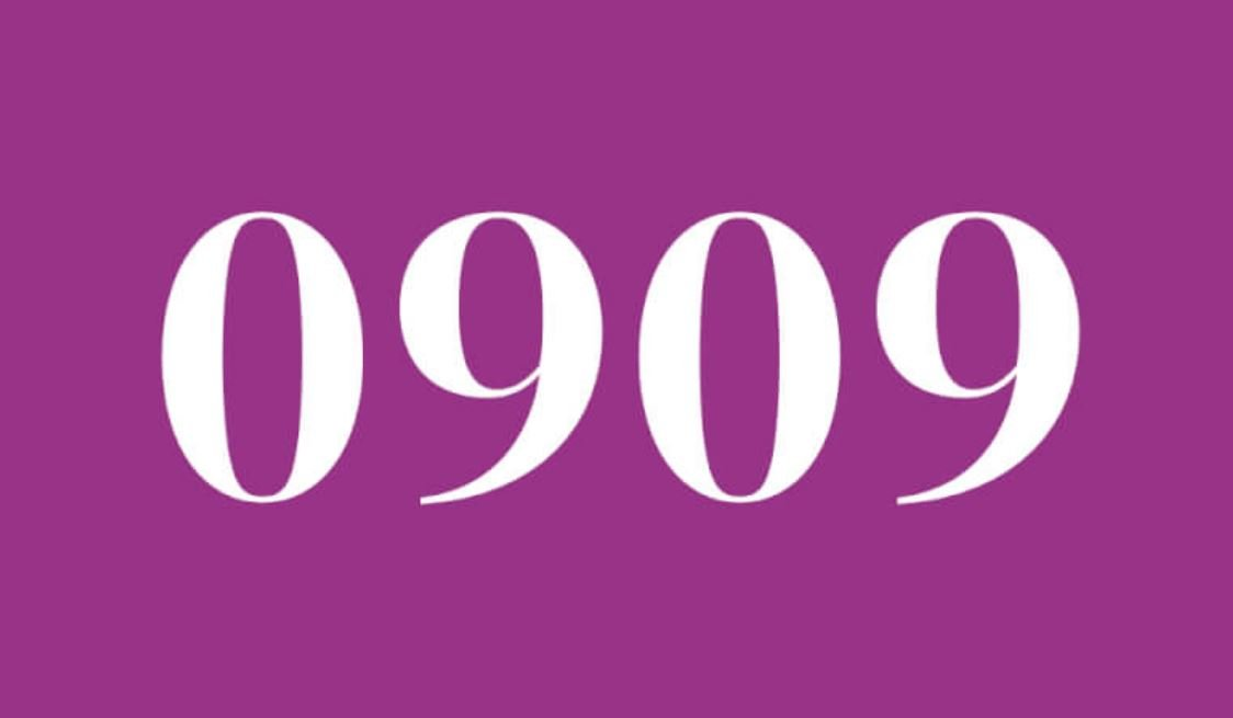 Numerologi 0909