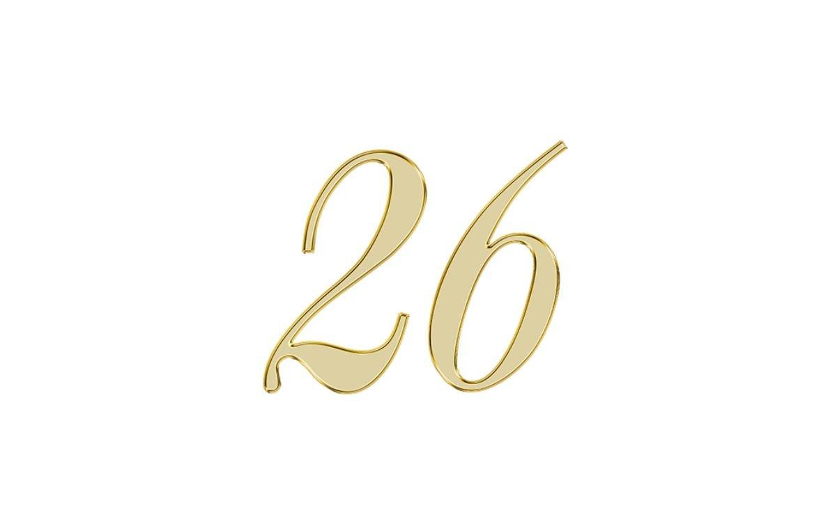 Änglanummer 26