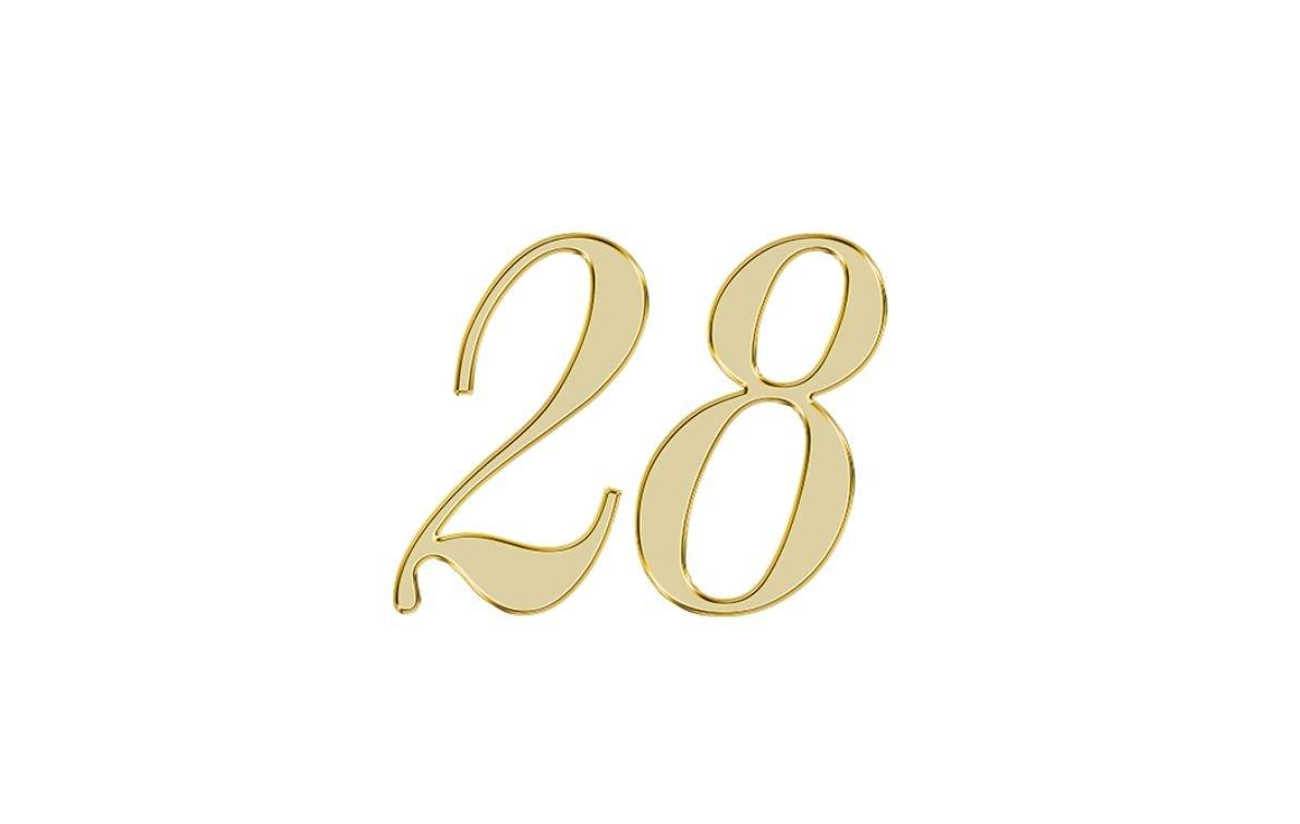Änglanummer 28