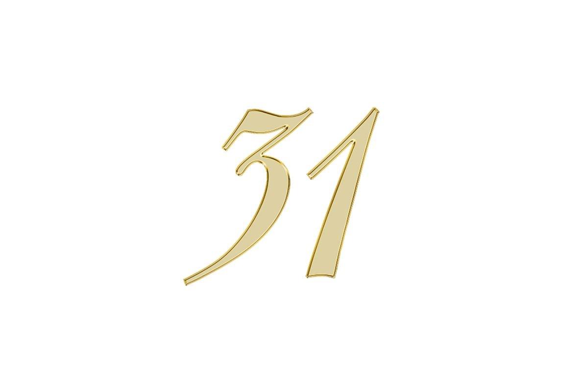 Änglanummer 31