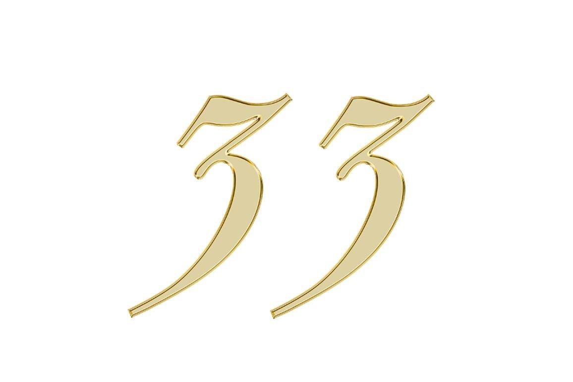 Änglanummer 33