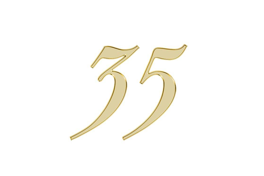 Änglanummer 35