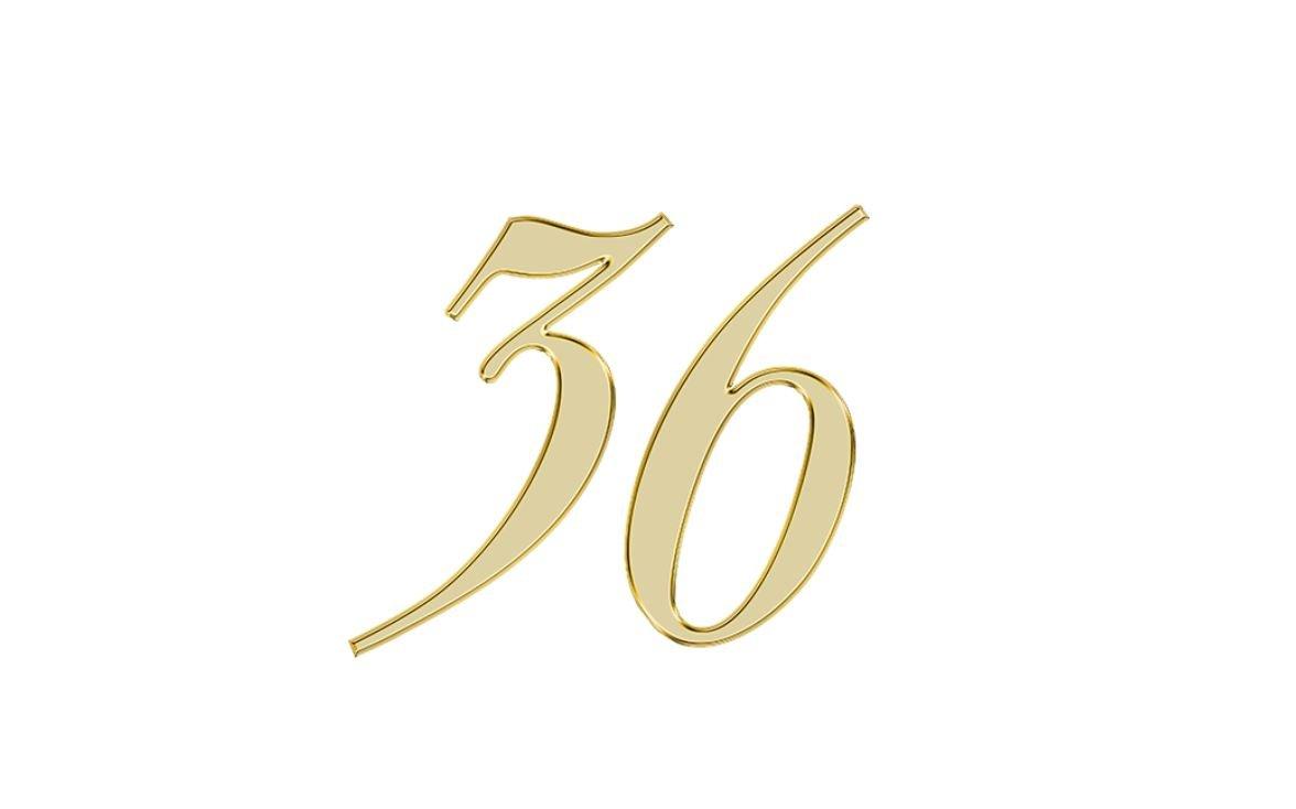 Änglanummer 36