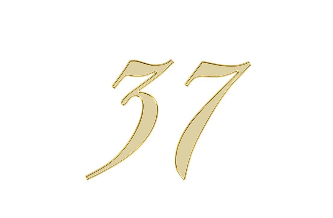 Änglanummer 37