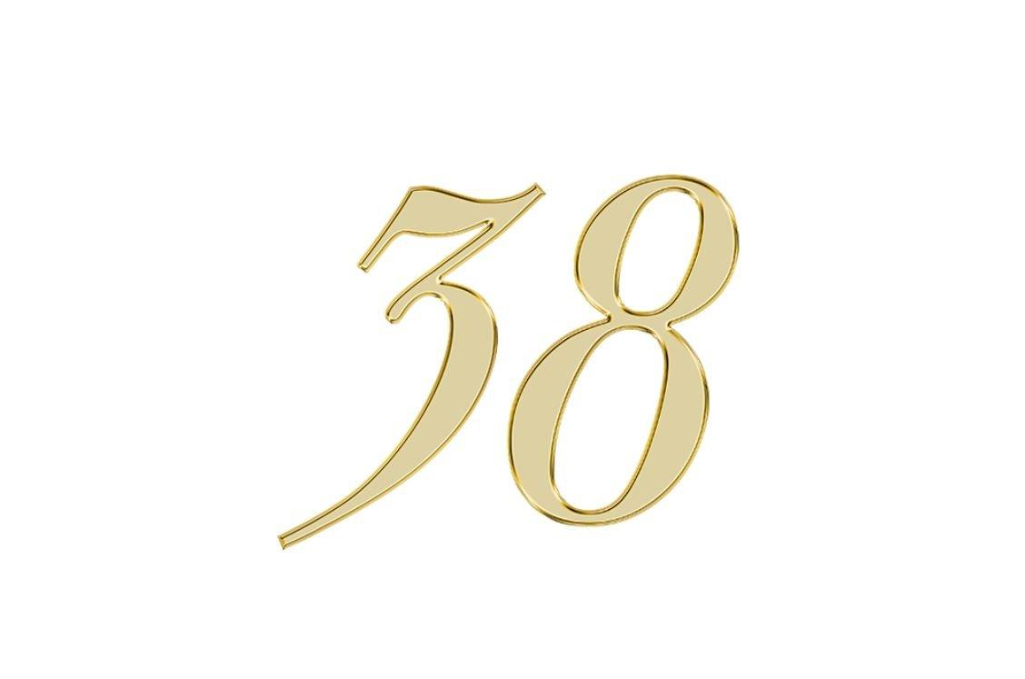 Änglanummer 38
