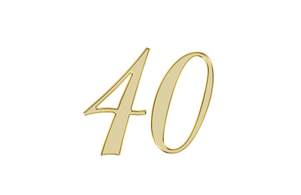 Änglanummer 40