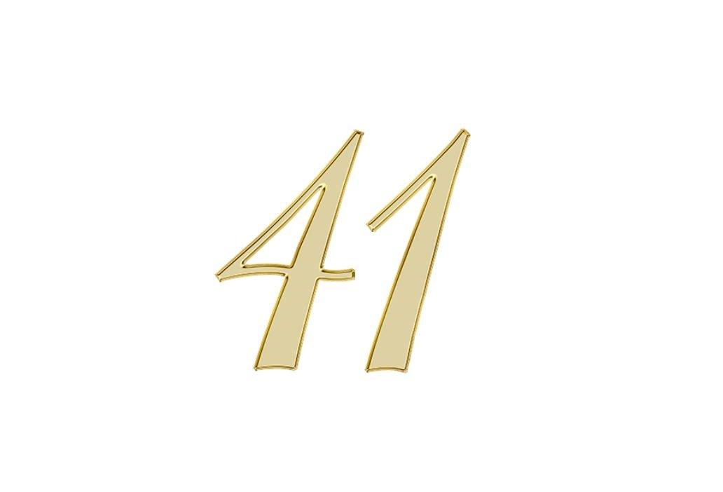 Änglanummer 41