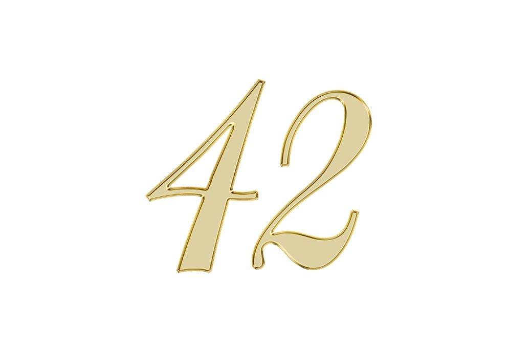 Änglanummer 42