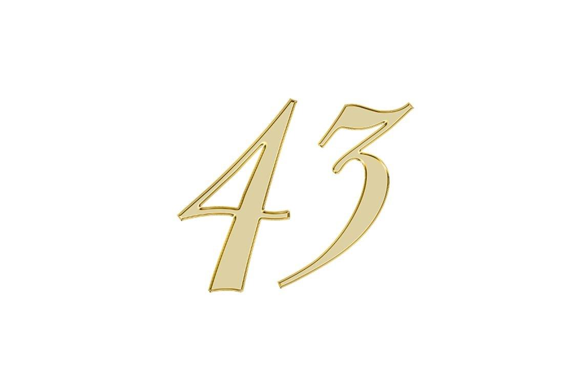 Änglanummer 43