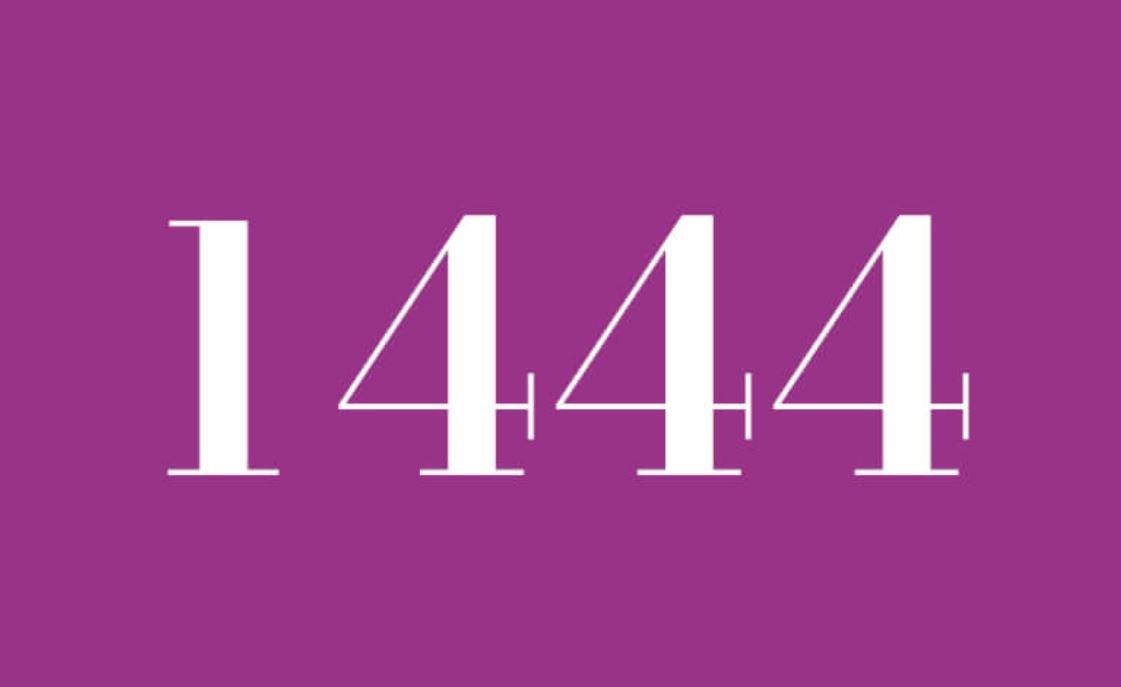 Numerologi 1444