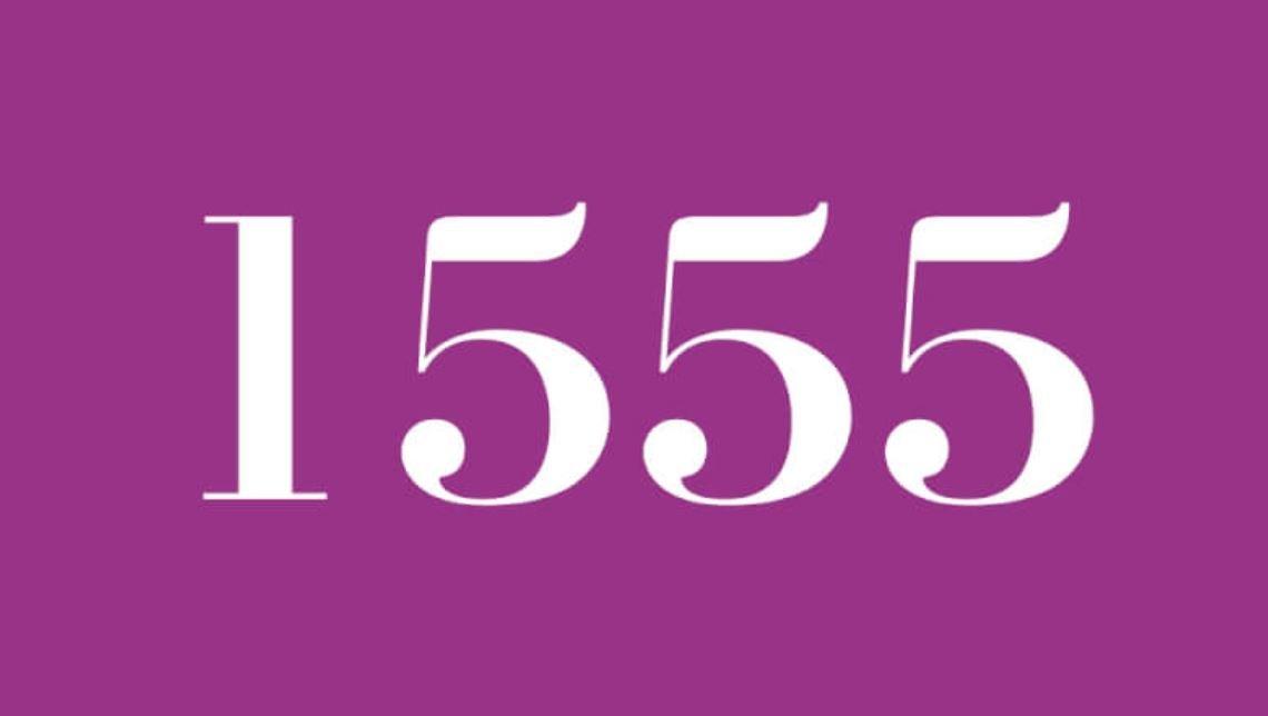 Numerologi 1555