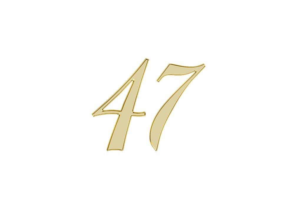 Änglanummer 47