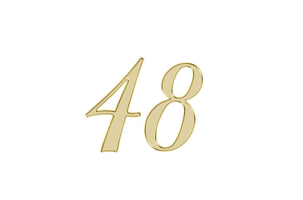 Änglanummer 48