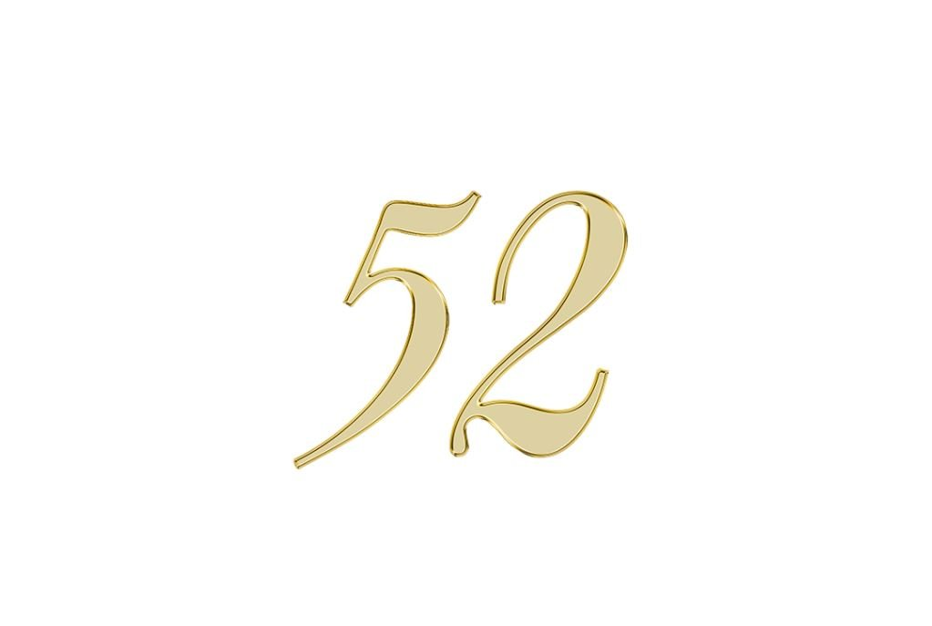 Änglanummer 52