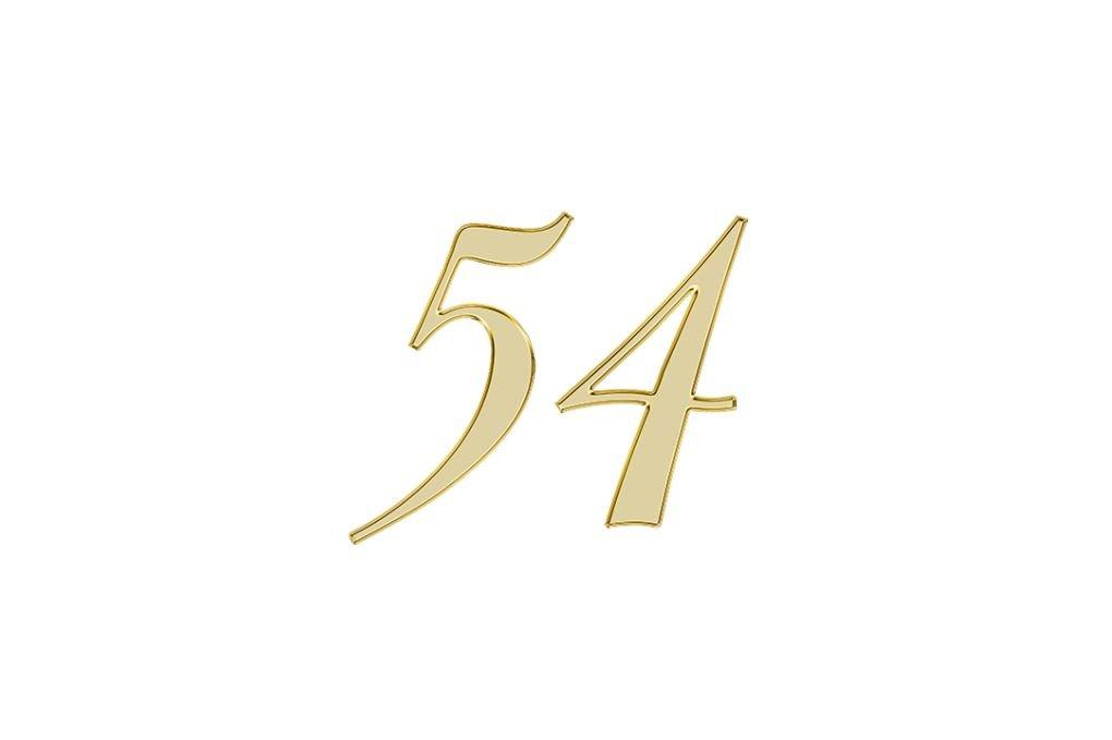 Änglanummer 54