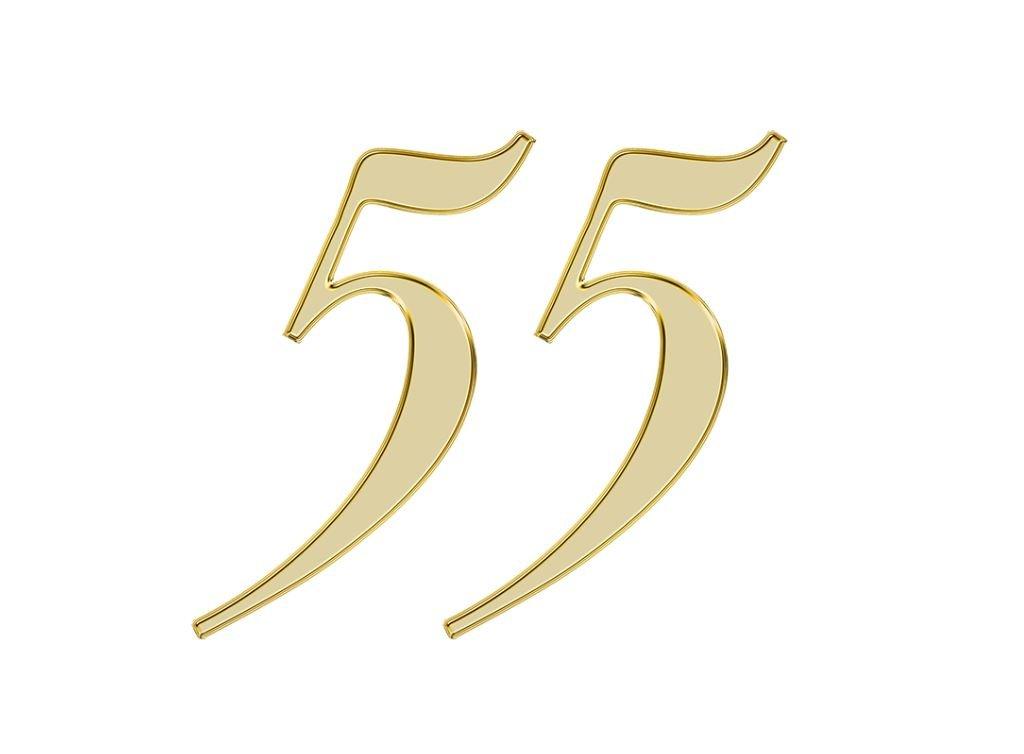 Änglanummer 55