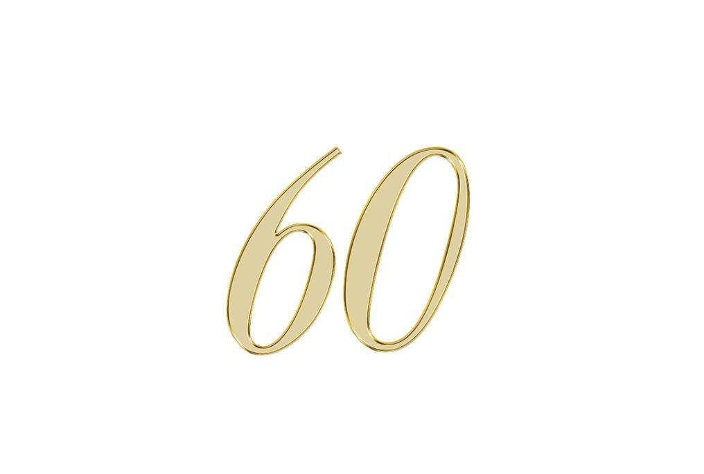 Änglanummer 60