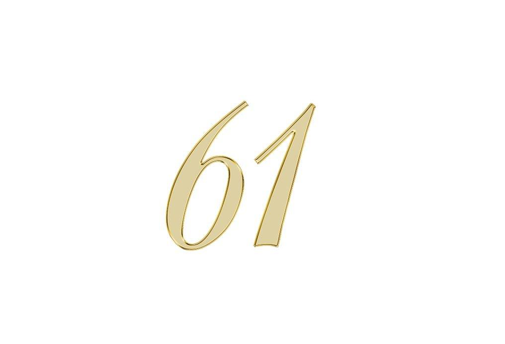 Änglanummer 61